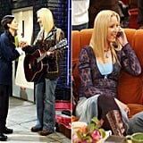 Phoebe's Jeans on Friends