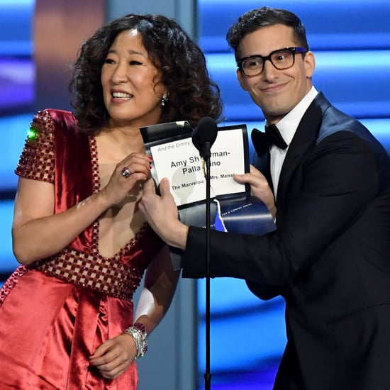 Sandra Oh and Andy Samberg Hosting the Golden Globes 2019