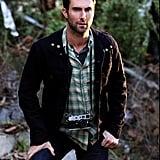 Adam Levine as Leo Morrison