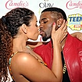 Former couple Jordin Sparks and Jason Derulo put their love on display in 2014.