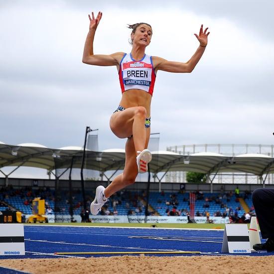 Paralympian Olivia Breen Slams Official For Shorts Criticism
