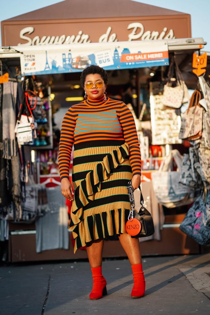 The Spring 2020 Dress Trend: Striped Knits
