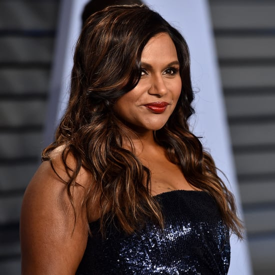 Mindy Kaling Opens Up About Motherhood
