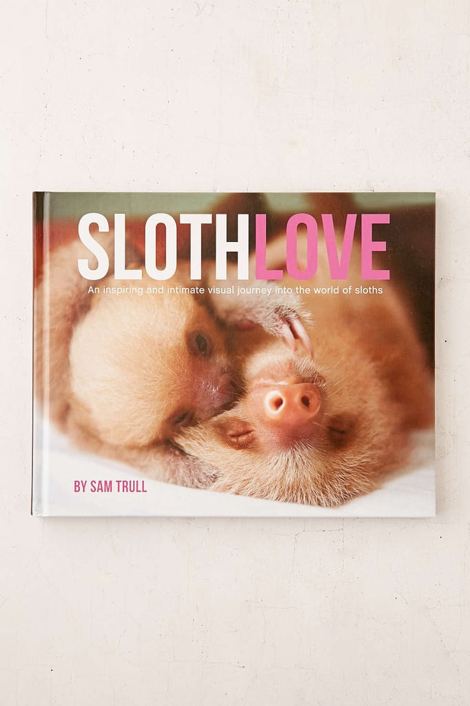 Sloth Love Book ($19)
