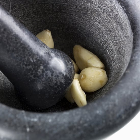 Healthy Cooking Tips: Crush Your Garlic
