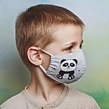 Kids Face Mask With Filter Pocket