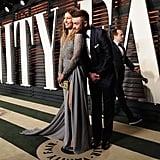 Pictured: Justin Timberlake and Jessica Biel