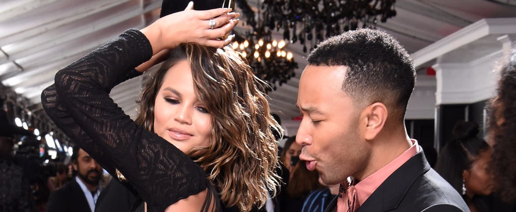 "Chrissy Teigen and John Legend Bring New Meaning to the Term ""Relationship Goals"""