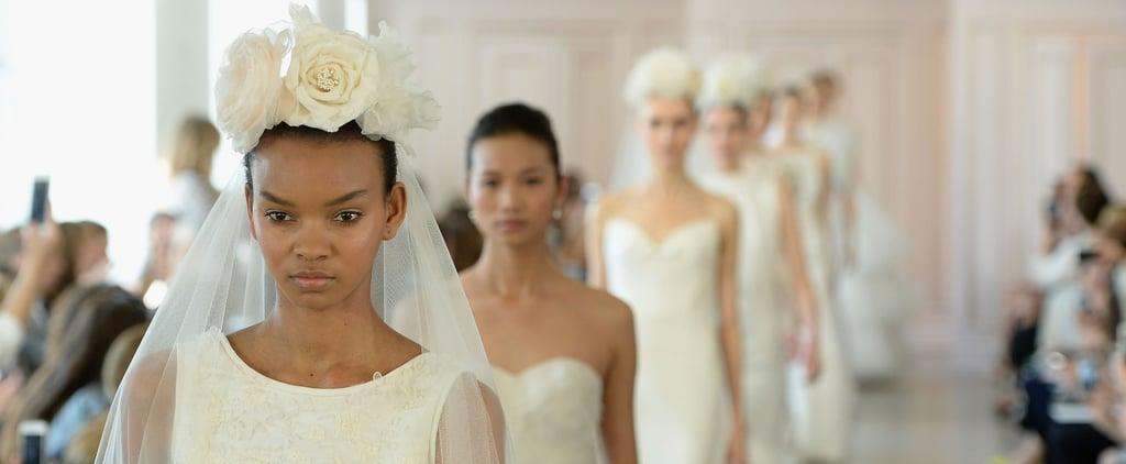 Bridal Fashion Week Wedding Dress Trends Spring