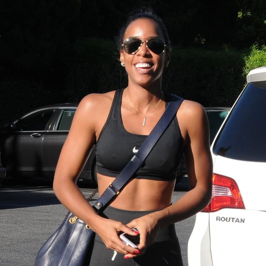 Kelly Rowland Out in LA July 2016