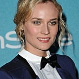Diane Kruger at the 10th annual InStyle Summer soiree.