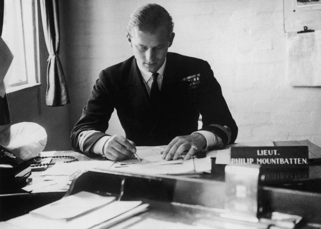 Rare Pictures of Prince Philip, Duke of Edinburgh