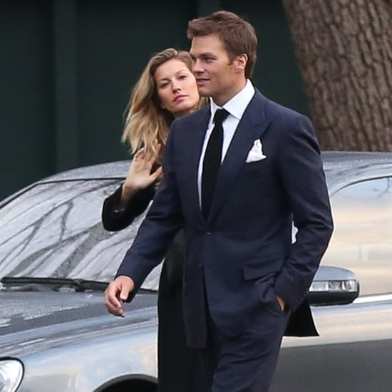 Gisele Bundchen and Tom Brady's Date Night | Pictures