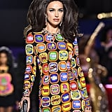 Moschino Price Is Right Runway Fall 2019 Milan Fashion Week