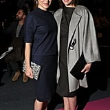 Sasha Alexander and Vera Farmiga at Chadwick Bell
