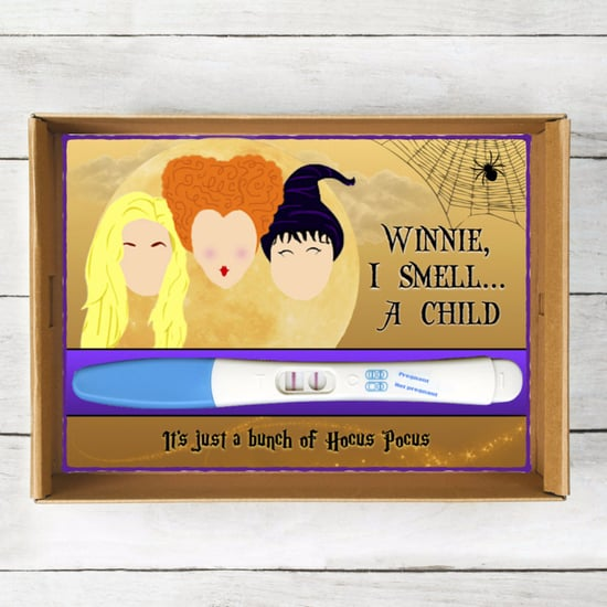 Pop Culture Pregnancy Announcements on Etsy