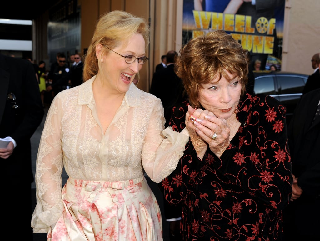 warren beatty and shirley maclaine relationship