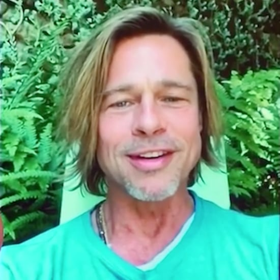 Watch Brad Pitt's Inspiring Message For Missouri State Grads