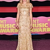 Kristen Bell at the 2012 CMT Awards