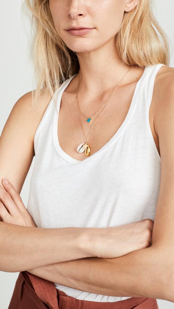 Shashi Carmela Necklace