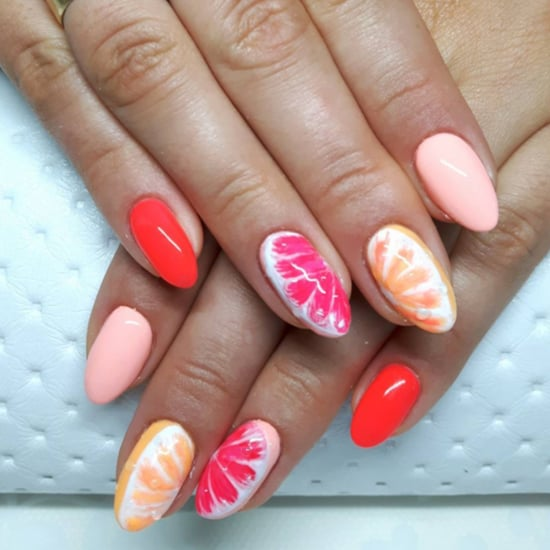 Fruit Nail Art Manicures