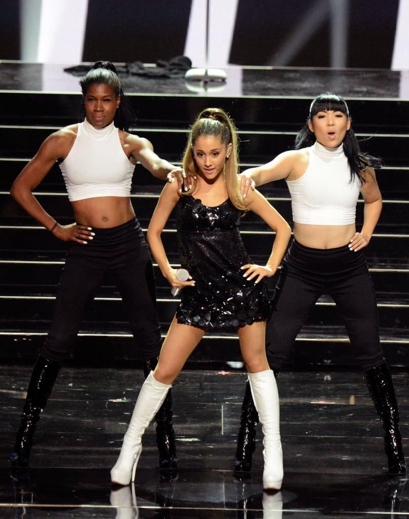 Black and White Ariana