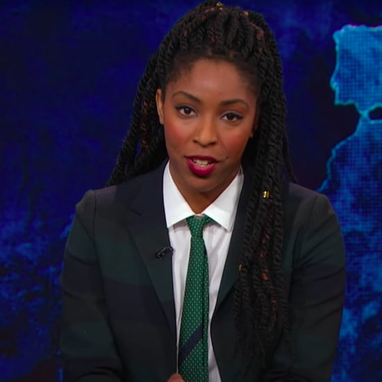 Jessica Williams on The Daily Show | Sanders Fans For Trump