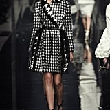 It Was a Houndstooth Mix at Ermanno Scervino
