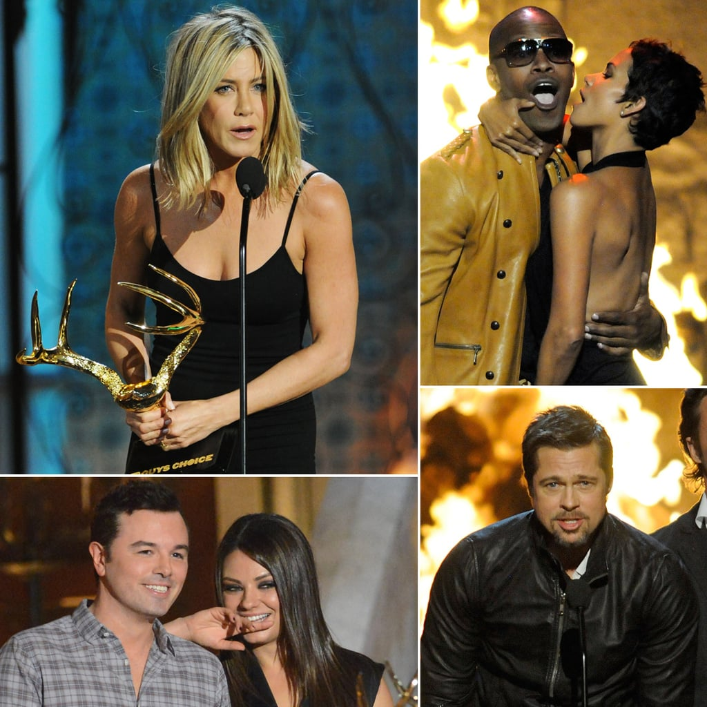 Guys Choice Awards Best Pictures and Highlights