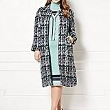 New York & Co. Eva Mendes Collection Jenia Tweed Coat
