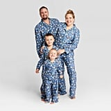 Nite Nite Munki Munki Holiday Moose Notch Collar Family Pajamas Collection