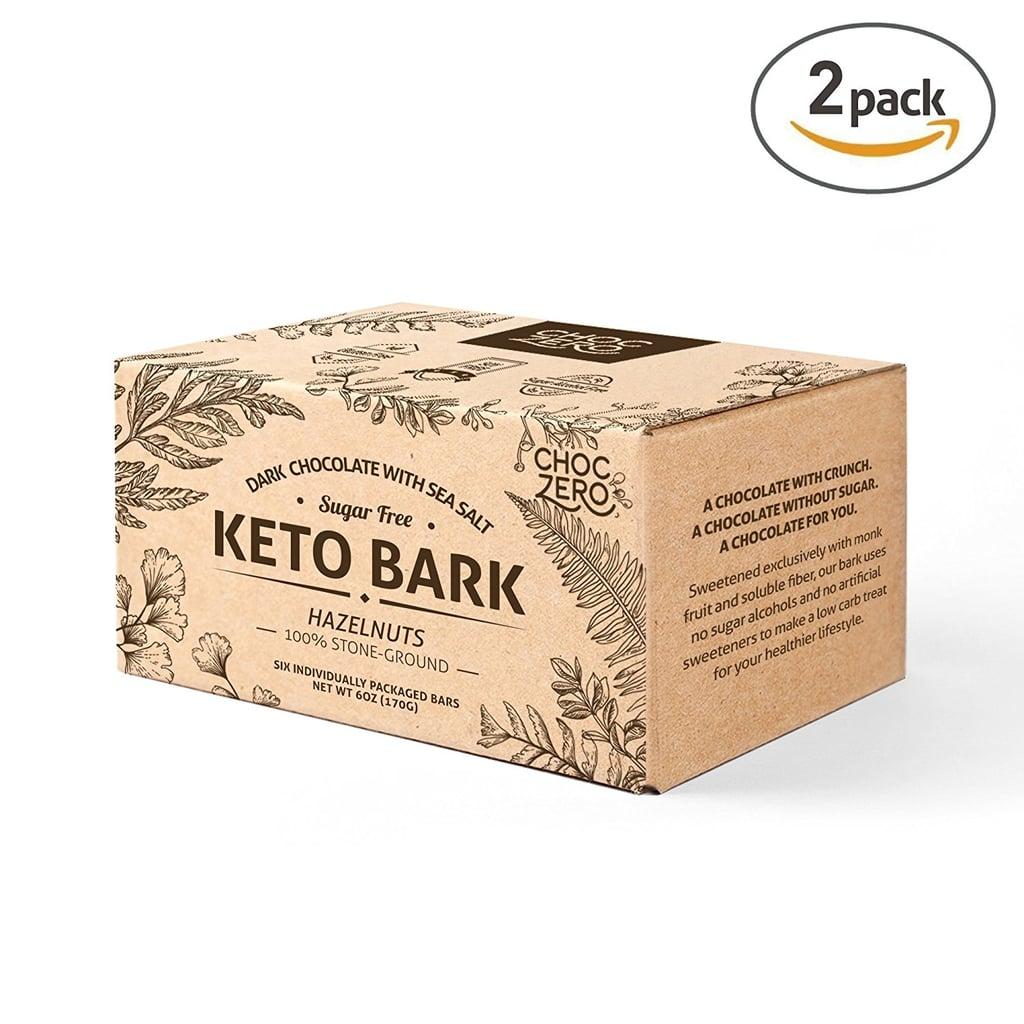 ChocZero's Keto Bark