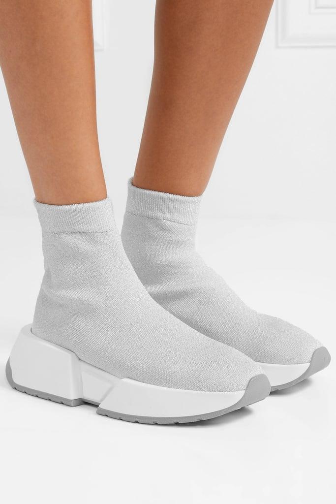 MM6 Maison Margiela Lurex Sneakers