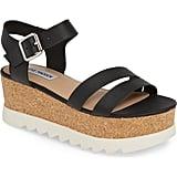 Steve Madden Keykey Platform Wedge Sandals