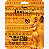 Disney The Lion King Turmeric Face Mask
