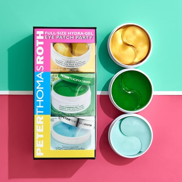 Peter Thomas Roth Full-Size Hydra Gel Eye Patch Party