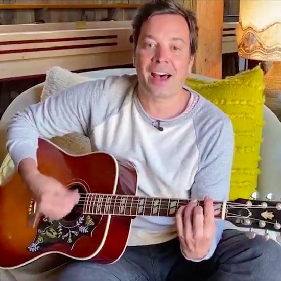 Jimmy Fallon Sings For Teachers on Tonight Show | Video