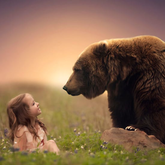 Photographer Captures Children's Dreams on Camera