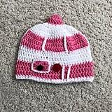 Pink R2D2 Hat