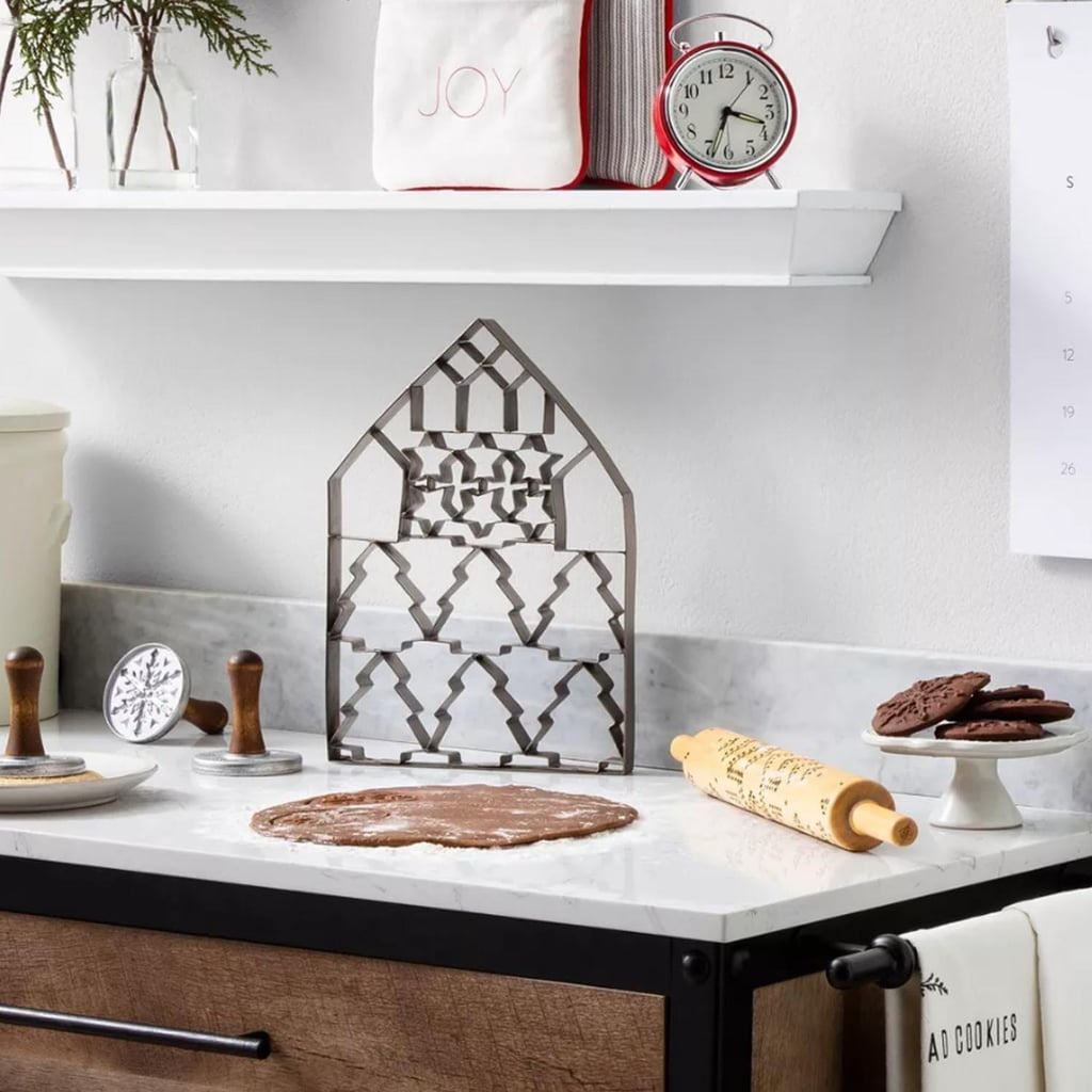 Target's Giant Gingerbread House Multicookie Cutter