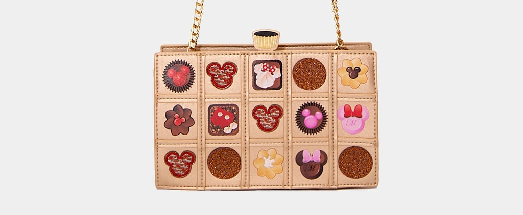 This Chocolate Box Purse Features Minnie Mouse-Shaped Treats