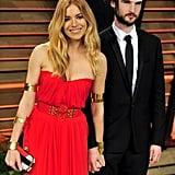 Sienna Miller and Tom Sturringe