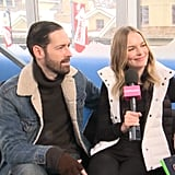 Interview: Kate Bosworth and Michael Polish on Big Sur and Kate's Future as a Director