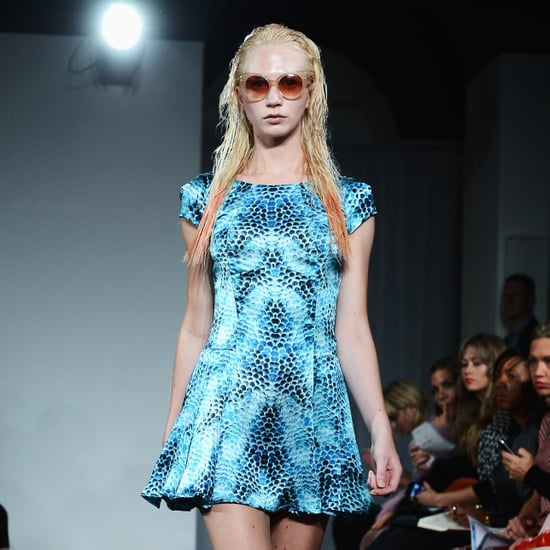 Felder Felder Spring 2014 Collection | London Fashion Week