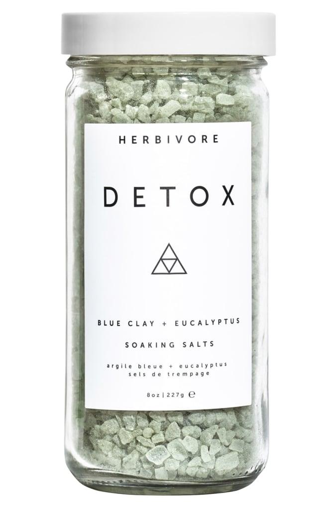 Herbivore Botanicals Detox Bath Salts
