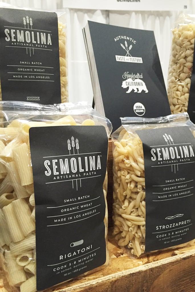 Semolina Artisanal Pasta ($8)