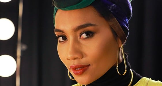 How to Get Singer Yuna's Onstage Makeup Look in 5 Easy Steps