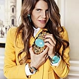 Anna Dello Russo will be designing an accessory collection for H&M, will you be waiting in line come October?