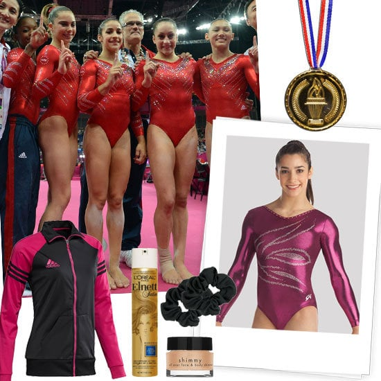Warning: emulating a US gold-medal gymnast may require some serious skin-baring (we've included a classic Adidas track suit for a quick coverup option, no worries) and a generous amount of hair spray. That said, we think this costume is perfect for rallying the troops (otherwise known as dressing up with four of your girlfriends) or doing the solo thing à la the individual all-around.