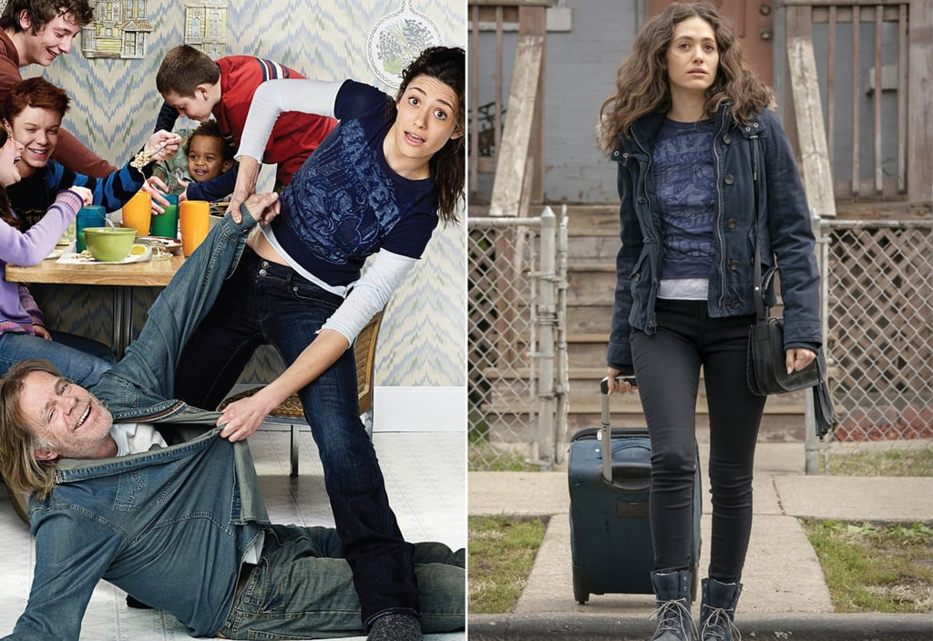 Fiona Wearing the Same Shirt Shameless Premiere and Finale